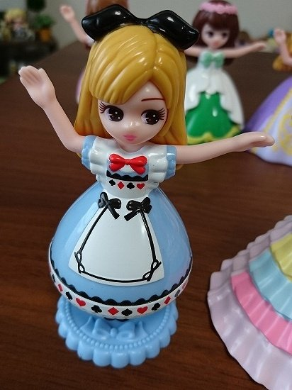 ハッピーセット30周年のリカちゃん
