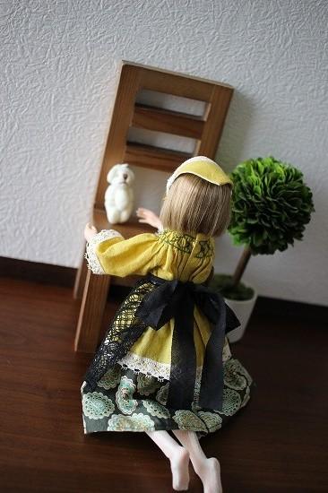 ruruko doll ディーラー服着用