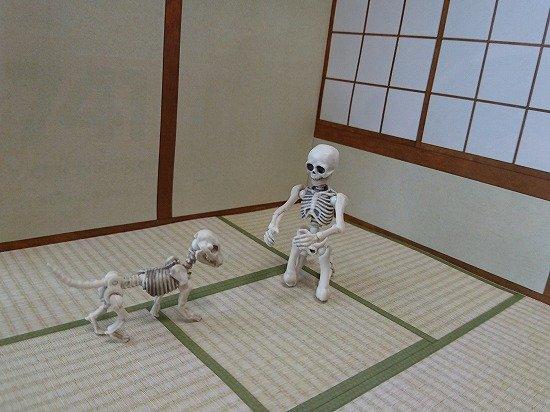 KITAJIMAのお絵かき研究所 ペーパークラフト背景 和室