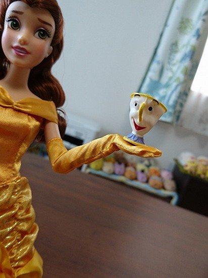 【クラシックドール】ディズニープリンセス 美女と野獣 ベル