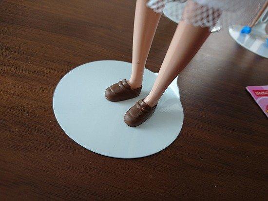 【クラシックドール】ディズニープリンセスにエリーちゃんの服を着せてみた