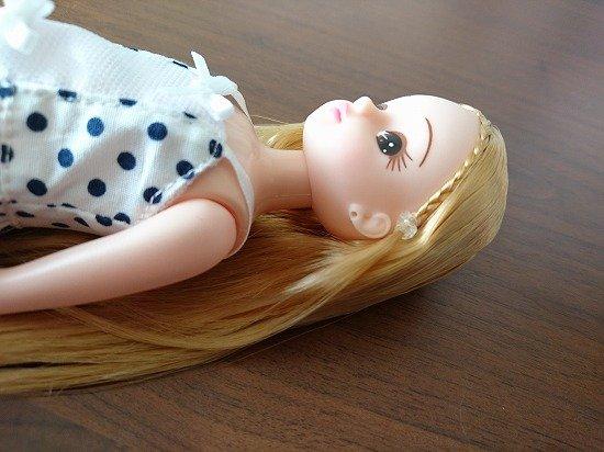お人形教室スペシャルリカちゃん