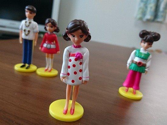 【ちっちゃなおもちゃ屋さん】ミニサイズのリカちゃん