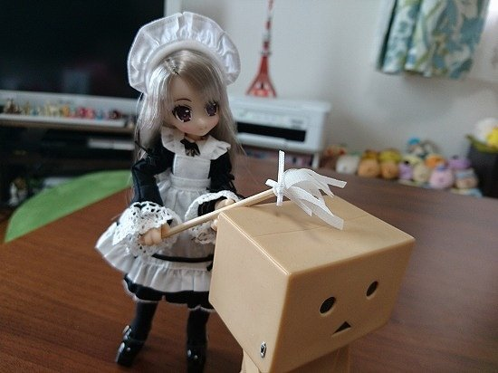 【リルフェアリー】小さなお手伝いさん~ヴェル~