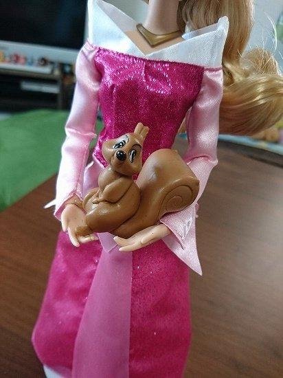 ディズニープリンセス クラシックドール オーロラ姫