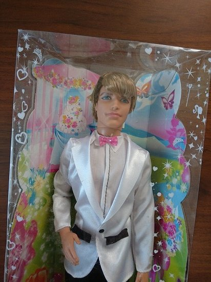Barbie Groom Ken 新郎タイプのKEN