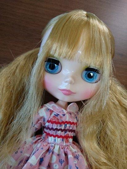 【ネオブライス】ジリアンズドリームのヘアセット