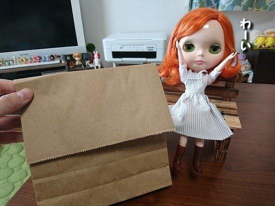 【ネオブライス】クラウドナインボウルにプリティピオニーのデフォ服をプレゼント