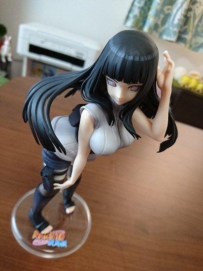 【NARUTOギャルズ】ナルト疾風伝 日向ヒナタ Ver.2 フィギュア