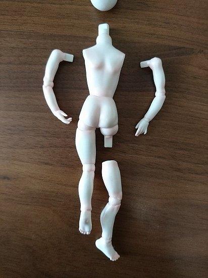 恋月姫 人形月 ミニドールフィギュア