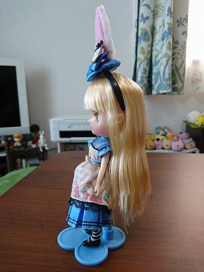 【ミディブライス】ペブルケーキ & シュリンキングアリス
