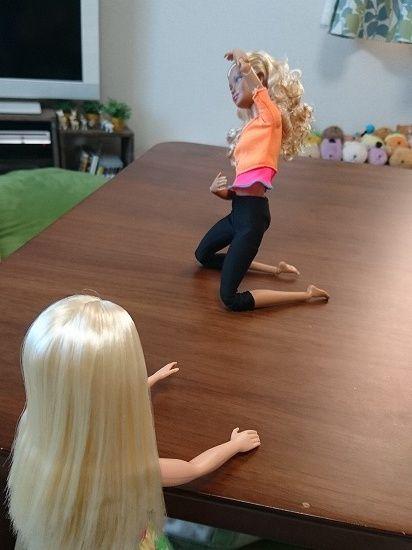 【Barbie Made to Move】可動ボディのバービー