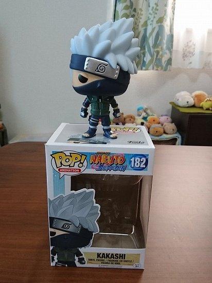 Funko POP! ナルト フィギュア