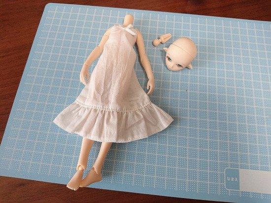 【PARABOX】プチフェアリーヘッド ピュアニーモXSボディ