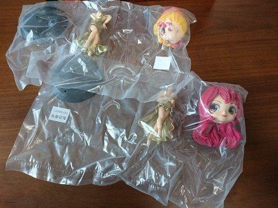 【Q Posket / キューポスケット】叶姉妹のファビュラスなフィギュア ゴールドVer.