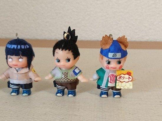 コスチュームキューピー NARUTOのメンバー