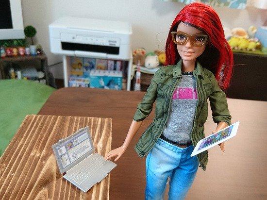 Barbie バービー ゲームデベロッパー