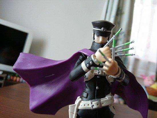 【D-Arts】葛葉ライドウ フィギュア