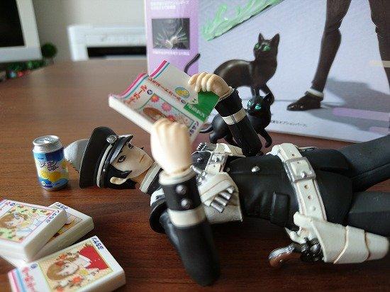 【D-Arts】葛葉ライドウ フィギュア リーメント小物で遊ぶ