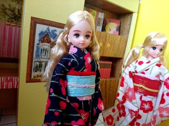 リカちゃんフレンド おめかしコレクション オノリョーシカモデル スイーツちゃん