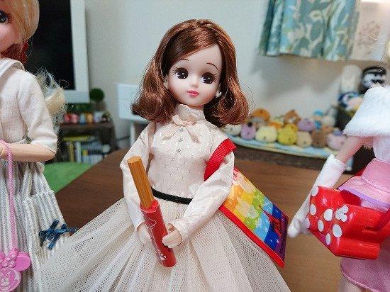 東京ディズニーリゾート限定 ファッションドール 小物セット